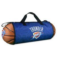 NBA Oklahoma City Thunder Basketball to Duffle Bag