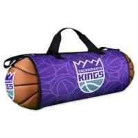 NBA Sacramento Kings Basketball to Duffle Bag