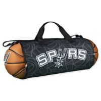 NBA San Antonio Spurs Basketball to Duffle Bag