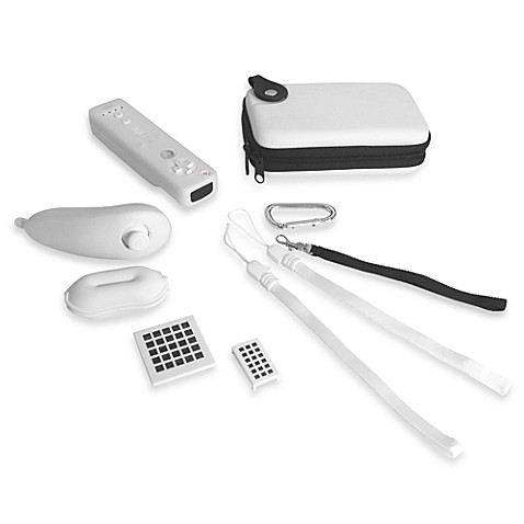 8- in -1 Accessory Kit for Wii® by CTA Digital Model #Wi-8K