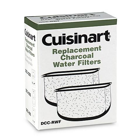 Cuisinart Water Filter Bed Bath Beyond