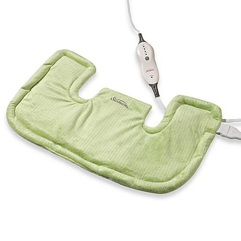 sunbeam renue heat therapy neck shoulder heating pad