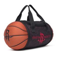 NBA Houston Rockets Basketball to Lunch Bag