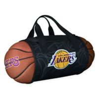 NBA Los Angeles Lakers Basketball to Lunch Bag