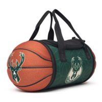 NBA Milwaukee Bucks Basketball to Lunch Bag
