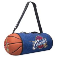 NBA Cleveland Cavaliers Ball-to-Bag Duffle Bag
