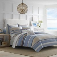 Nautica Abbot Reversible Full/Queen Comforter Set in Blue