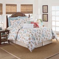 Coastal Life Madaket California King Comforter Set