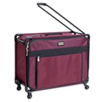 Tutto 28-Inch Upright Spinner Pullman in Burgundy