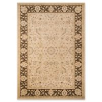 Momeni Ziegler Floral 5'3 x 7'6 Area Rug in Brown