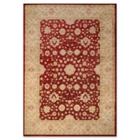 Momeni Ziegler Floral 7'10 x 9'10 Area Rug in Red