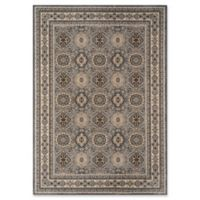 Momeni Royal 2 x 3'3 Accent Rug in Grey