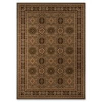 Momeni Royal 7'10 Round Area Rug in Slate