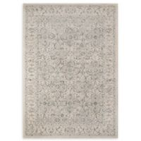 Momeni Ziegler Floral 2' x 3' Accent Rug in Ivory