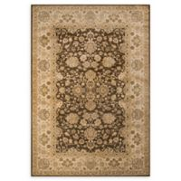 Momeni Ziegler Regal Floral 3'11 x 5'7 Area Rug in Brown