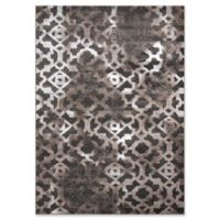 Momeni Monterey Trellis 2' x 3' Accent Rug in Brown