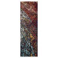 Momeni Loft 2'3 x 7'6 Power-Loomed Multicolored Runner