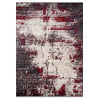 Momeni Loft 2' x 3' Accent Rug in Grey