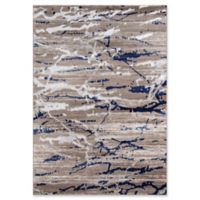 Momeni Monterey Camouflage 2' x 3' Accent Rug in Sand
