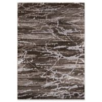 Momeni Monterey Camouflage 7'6 x 9'6 Area Rug in Brown