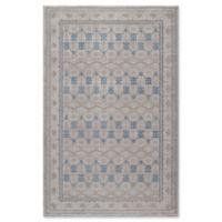 Momeni Kerman Vintage-Inspired 3'11 x 5'7 Area Rug in Taupe