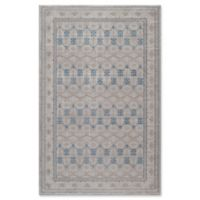 Momeni Kerman Vintage-Inspired 7'10 x 9'10 Area Rug in Taupe