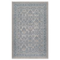 Momeni Kerman Persian-Inspired Antique 5'3 x 7'6 Area Rug in Taupe