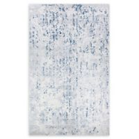 Couristan® Kingsbury 5'3 x 7'6 Area Rug in Blue