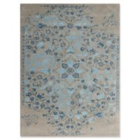 Amer Rugs Artist Modern Hand-Tufted 8' x 11' Rug in Silver/Blue