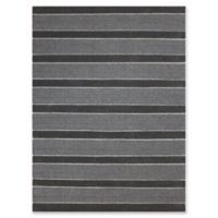 Amer Birkdale 4' x 6' Hand Woven Area Rug in Charcoal