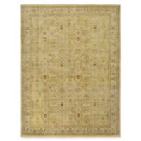 Amer Rugs Anatolia Traditional Hand-Knotted 6' x 9' Area Rug in Gold/Yellow