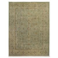 Amer Rugs Anatolia Traditional Hand-Knotted 2' x 3' Accent Rug in Green