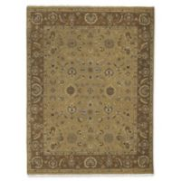 Amer Rugs Artisan Traditional Hand-Knotted 6' x 9' Rug in Gold