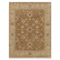 Amer Rugs Artisan Traditional Hand-Knotted 2'6 x 9' Rug in Brown