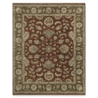 Amer Rugs Artisan Traditional Hand-Knotted 2'6 x 9' Rug in Red