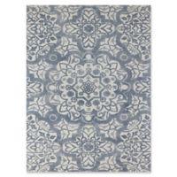 Amer Rugs Bansi Modern Hand-Tufted 8' x 11' Rug in Grey/Cool Grey