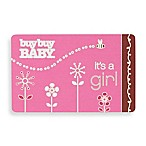 it's a girl  Flowers Gift Card $25