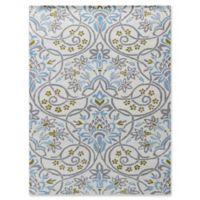 Amer Rugs Bombay 5' x 8' Hand-Tufted Area Rug in Ivory/White