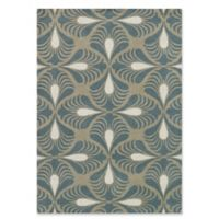 Amer Rugs Bombay Hand-Tufted 3'6 x 5'6 Area Rug in Sage
