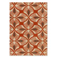 Amer Rugs Bombay Hand-Tufted 8' x 11' Area Rug in Orange