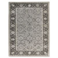 Amer Rugs Eternity Vintage Floral 2' x 3' Accent Rug in Grey