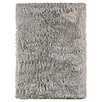 Amer Rugs Metro 2' x 3' Shag Accent Rug in Grey