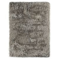 Amer Rugs Metro 7'6 x 9'6 Shag Area Rug in Charcoal