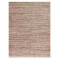 Amer Modern Natural Flat-Weave 2' x 3' Accent Rug in Orange