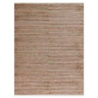 Amer Modern Natural Flat-Weave 2' x 3' Accent Rug in Pink
