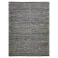 Amer Modern Natural Flat-Weave 2' x 3' Accent Rug in Light Blue