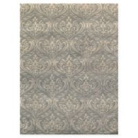 Amer Serendipity Hand-Tufted 7'6 x 9'6 Area Rug in Silver
