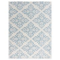 Amer Serendipity 7'6 x 9'6 Area Rug in Ivory/Blue