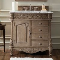 James Martin Furniture Monte Carlo 36-Inch Single Vanity in Empire Grey