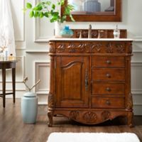 James Martin Furniture St. James 36-Inch Single Vanity in Cherry